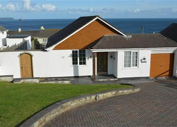 Thumbnail 4 bed bungalow for sale in Portscatho, Cornwall