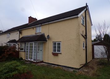 Thumbnail 3 bed semi-detached house to rent in Grange Avenue, Sutton Coldfield