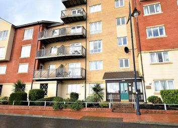 Thumbnail 2 bed flat for sale in Glan Y Mor, Y Rhodfa, Barry