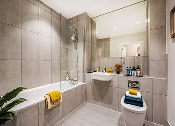 Thumbnail 2 bed flat for sale in Cornwall Road, Croydon