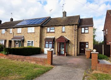 Thumbnail 4 bedroom semi-detached house for sale in Olive Road, Peterborough
