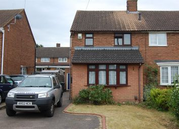 Thumbnail 3 bedroom semi-detached house for sale in Lime Tree Close, Sundon Park, Luton