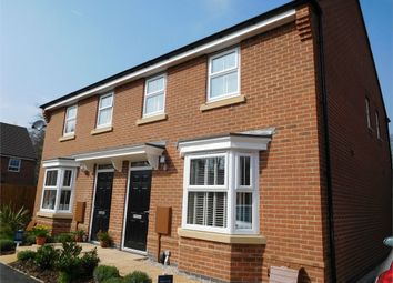 Thumbnail 3 bed semi-detached house for sale in Henry Close, Worksop, Nottinghamshire