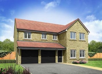 "Thumbnail 5 bed detached house for sale in ""The Fenchurch "" at Blackberry Road, Frome"