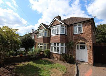 Thumbnail 3 bed semi-detached house to rent in Abingdon Gardens, Southampton