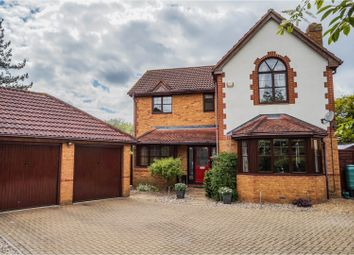 Thumbnail 4 bed detached house for sale in Pinfold, Walnut Tree