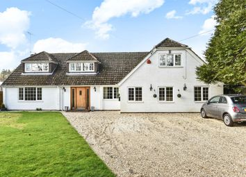 Thumbnail 5 bed detached house for sale in The Shrave, Four Marks, Alton, Hampshire