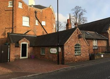 Thumbnail Retail premises to let in Former Food Room, St Marys Old School, Minster Pool Walk, Lichfield, Staffs