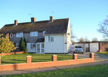 Thumbnail 3 bed semi-detached house for sale in Mason Road, Rye