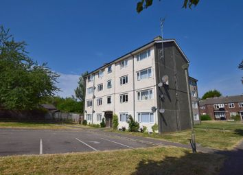 Thumbnail 3 bed flat for sale in Somerset Close, Bletchley, Milton Keynes