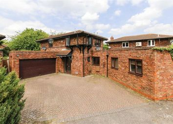 Thumbnail 4 bed detached house for sale in Ramsay Close, Bradwell, Milton Keynes