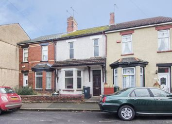 Thumbnail 2 bed terraced house to rent in Trostrey Street, Newport