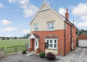 Thumbnail 3 bed detached house for sale in The Orchard, Leven, Beverley