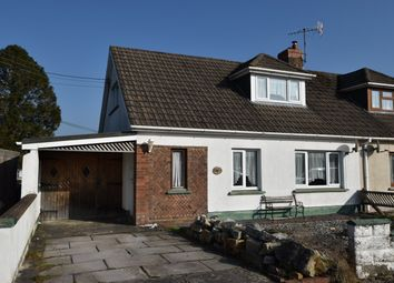 Thumbnail 3 bed bungalow for sale in Maesyderi, Pentrecwrt