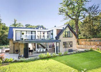 Meadow Road, Virginia Water, Surrey GU25. 5 bed detached house for sale