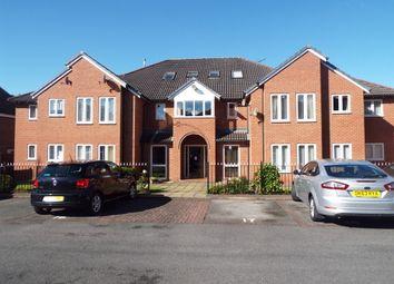 Thumbnail 2 bed flat for sale in Brunsborough Close, Bromborough, Wirral