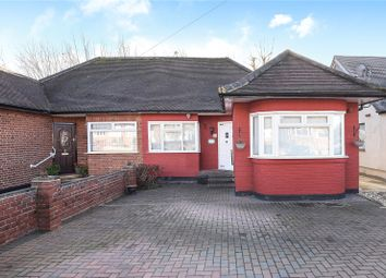 Thumbnail 2 bed semi-detached bungalow for sale in Kenneth Gardens, Stanmore, Middlesex