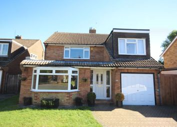 Thumbnail 4 bed detached house for sale in Elm Grove, Hildenborough, Tonbridge
