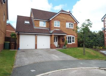 Thumbnail 5 bedroom detached house for sale in Wiltshire Mews, Cottam, Preston, Lancashire
