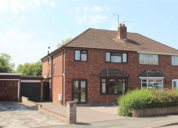 Thumbnail 4 bed semi-detached house for sale in Liddington Road, Longlevens, Gloucester