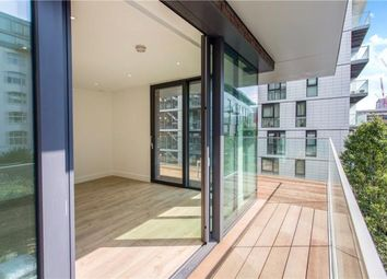 Thumbnail 2 bed flat for sale in Perilla House, 1 Chaucer Gardens, London