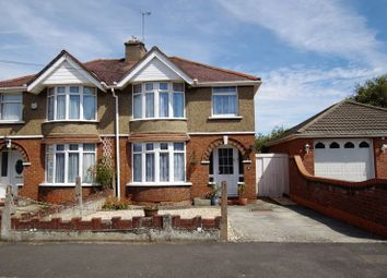 Thumbnail 3 bed semi-detached house for sale in Bampton Grove, Swindon