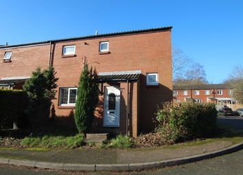 Thumbnail 2 bed end terrace house to rent in Mickleton Close, Redditch