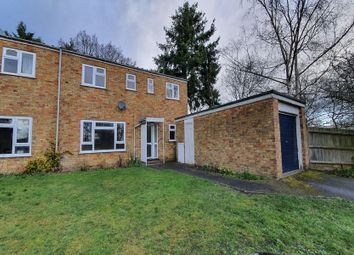 Thumbnail 4 bedroom end terrace house to rent in Berwick Close, Wilton Park, Beaconsfield