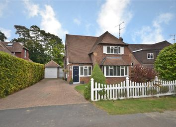 Thumbnail 3 bed detached house for sale in Broom Acres, Sandhurst, Berkshire