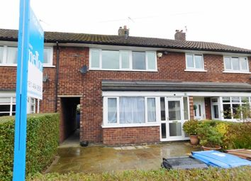 Thumbnail 3 bed terraced house for sale in Bankfield Road, Woodley, Stockport