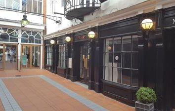 Thumbnail Retail premises to let in Unit 36, Royal Star Arcade, High Street, Maidstone, Kent