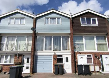 Thumbnail 3 bed town house to rent in Gale Moor Avenue, Gosport