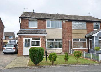 Thumbnail 3 bed semi-detached house for sale in Cedar Close, Rishton, Blackburn