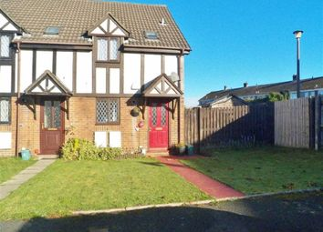 Thumbnail 2 bed end terrace house for sale in Chantry Court, Ravenhill, Swansea