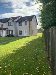 Thumbnail 3 bed end terrace house for sale in Woodside Court, Inverness