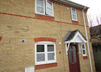 Thumbnail 2 bed end terrace house to rent in David Chalmers Close, Woodston