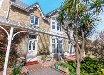 Thumbnail 4 bed detached house for sale in Shore Road, Bonchurch, Ventnor, Isle Of Wight