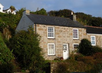 Thumbnail 3 bed property to rent in Mount View Terrace, Newlyn, Penzance