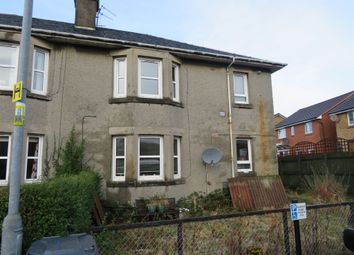 Thumbnail 2 bed flat for sale in Boghead Avenue, Dumbarton
