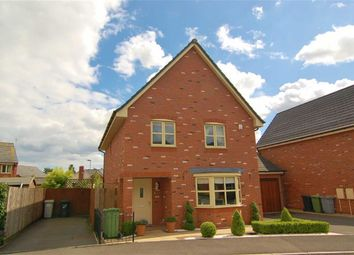Thumbnail 4 bed detached house for sale in Campion Place, Astbury, Congleton