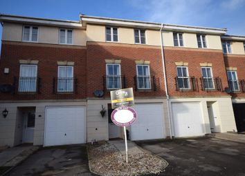 Thumbnail 3 bedroom town house for sale in Oakfields Grove, Spondon, Derby