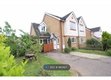 Thumbnail 3 bed semi-detached house to rent in Norfolk Road, Ely