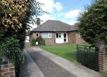 Thumbnail 3 bed detached bungalow for sale in Cambridge Road, Kesgrave, Ipswich