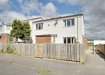 Thumbnail 2 bedroom end terrace house for sale in Aberdovey Close, Bransholme, Hull