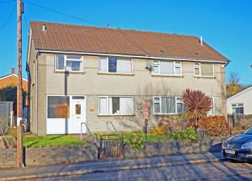 Thumbnail 3 bed semi-detached house for sale in Cardiff Road, Dinas Powys