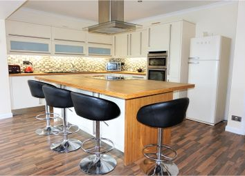 Thumbnail 4 bedroom detached house for sale in Station Road, Castle Donington
