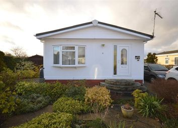 Thumbnail 2 bed mobile/park home for sale in Poplar Drive, New Tupton, Chesterfield