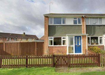 Thumbnail 3 bed end terrace house to rent in Poole Close, Tilehurst, Reading