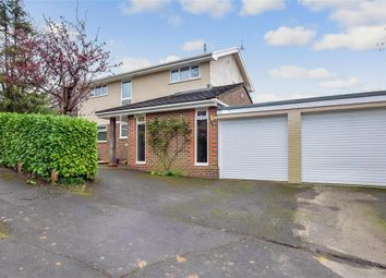 Thumbnail 4 bed detached house for sale in Glebelands, Pulborough, West Sussex