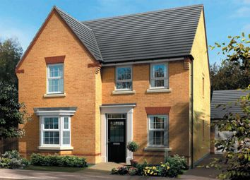 "Thumbnail 4 bedroom detached house for sale in ""Holden"" at Morganstown, Cardiff"